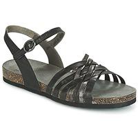 鞋子 女士 凉鞋 Think CLARA 黑色