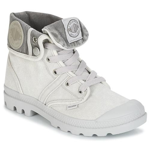 鞋子 女士 短筒靴 Palladium 帕拉丁 US BAGGY 灰色 / 金属银