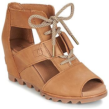 鞋子 女士 凉鞋 Sorel JOANIE™ LACE 棕色