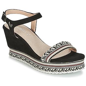 鞋子 女士 凉鞋 Kaporal SLYDE 黑色