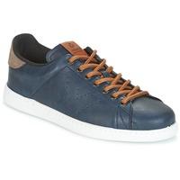 鞋子 男士 球鞋基本款 Victoria 维多利亚 DEPORTIVO PU CONTRASTE 蓝色