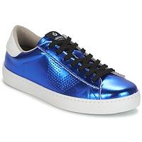 鞋子 女士 球鞋基本款 Victoria 维多利亚 DEPORTIVO METALIZADO 蓝色