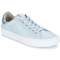 鞋子 女士 球鞋基本款 Victoria 维多利亚 DEPORTIVO LUREX 蓝色