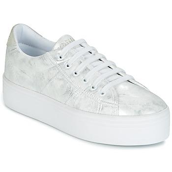 鞋子 女士 球鞋基本款 No Name PLATO SNEAKER 银灰色