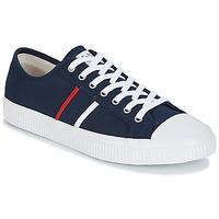 鞋子 男士 球鞋基本款 Jim Rickey TROPHY 海蓝色 / 红色 / 白色