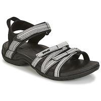 鞋子 女士 运动凉鞋 Teva TIRRA 黑色 / 白色