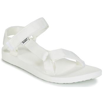 鞋子 女士 凉鞋 Teva ORIGINAL UNIVERSAL 白色
