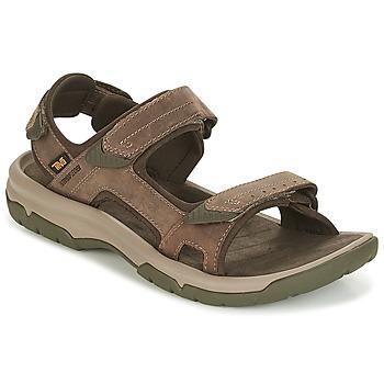 鞋子 男士 凉鞋 Teva LANGDON SANDAL 棕色