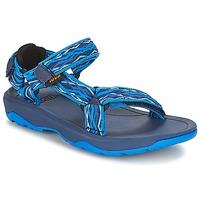 鞋子 男孩 运动凉鞋 Teva HURRICANE XLT 2 蓝色