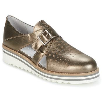 鞋子 女士 德比 Philippe Morvan DISCO 古銅色