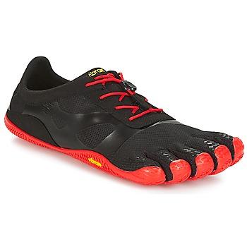 鞋子 男士 多项运动 Vibram Fivefingers五指鞋 KSO EVO 黑色 / 红色