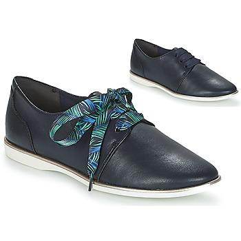 鞋子 女士 德比 Tamaris LACAPI 海蓝色