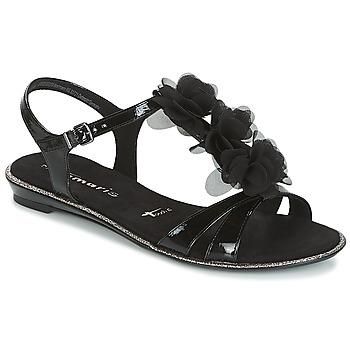 鞋子 女士 凉鞋 Tamaris GACAPI 黑色