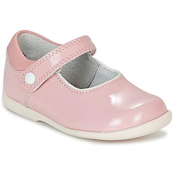 鞋子 女孩 平底鞋 Start Rite NANCY 玫瑰色