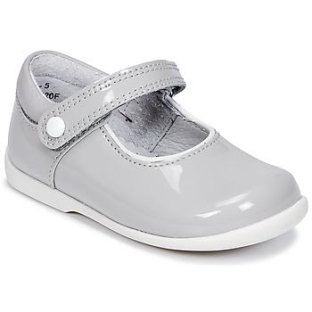 鞋子 女孩 平底鞋 Start Rite NANCY 灰色