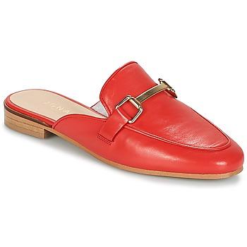 鞋子 女士 休閑涼拖/沙灘鞋 Jonak SIMONE 紅色
