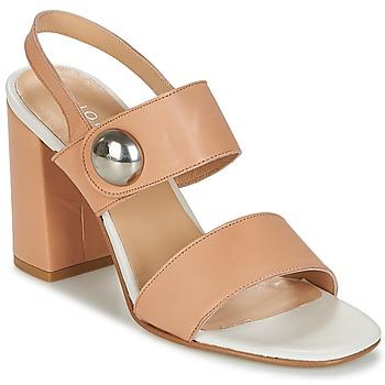 鞋子 女士 凉鞋 Jonak DERIKA 裸色