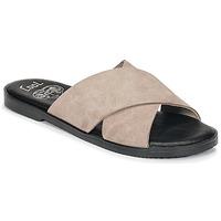 鞋子 女士 休閑涼拖/沙灘鞋 Coolway ANDREA 灰褐色