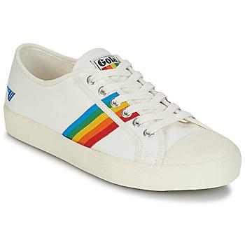 鞋子 女士 球鞋基本款 Gola COASTER RAINBOW 白色