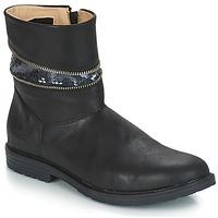 鞋子 女孩 短靴 GBB MAFALDA 黑色