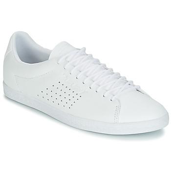 鞋子 女士 球鞋基本款 Le Coq Sportif 乐卡克 CHARLINE LEATHER 白色