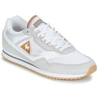 鞋子 女士 球鞋基本款 Le Coq Sportif 乐卡克 LOUISET SUEDE/NYLON 灰色 / 白色