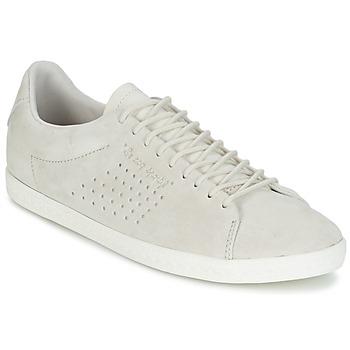 鞋子 女士 球鞋基本款 Le Coq Sportif 乐卡克 CHARLINE NUBUCK 米色