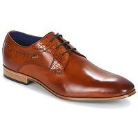 鞋子 男士 德比 Bugatti  棕色