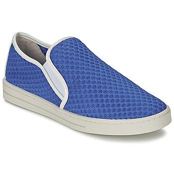 鞋子 女士 平底鞋 Mellow Yellow SAJOGING 蓝色
