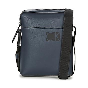 包 男士 小挎包 Calvin Klein Jeans HI-PROFILE MINI REPORTER 海蓝色