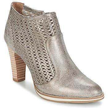 鞋子 女士 短靴 Myma LINOPOS 銀灰色
