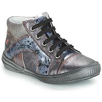 鞋子 女孩 高帮鞋 GBB ROSETTA 灰色 / 蓝色