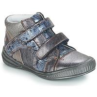 鞋子 女孩 短筒靴 GBB ROXANE 灰色 / 蓝色
