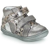 鞋子 女孩 高帮鞋 GBB ROXANE 银灰色