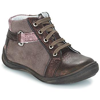 鞋子 女孩 斜挎包 GBB RICHARDINE 棕色 / 古銅色