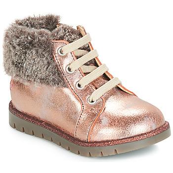 鞋子 女孩 高帮鞋 GBB RENATA 玫瑰色