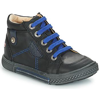 鞋子 男孩 短筒靴 GBB RAYMOND 黑色
