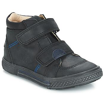 鞋子 男孩 短筒靴 GBB ROBERT 黑色