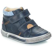 鞋子 男孩 短筒靴 GBB ROBERT 藍色