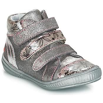 鞋子 女孩 短筒靴 GBB RAFAELE 银灰色