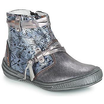 鞋子 女孩 短筒靴 GBB REVA Girs / 蓝色