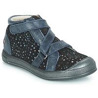 鞋子 女孩 高帮鞋 GBB NADEGE 蓝色 / 黑色
