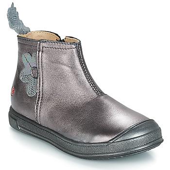 鞋子 女孩 短筒靴 GBB ROMANE 紫罗兰