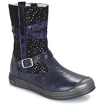 鞋子 女孩 短筒靴 GBB NARCISSE 棕色