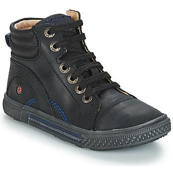 鞋子 男孩 高帮鞋 GBB RALPH 黑色