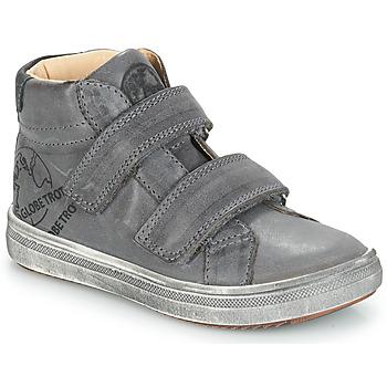 鞋子 男孩 短筒靴 GBB NAZAIRE Vte / 灰色