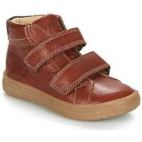 鞋子 男孩 短筒靴 GBB NAZAIRE 棕色