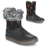 鞋子 女孩 斜挎包 GBB DUBROVNIK 黑色 / 灰色