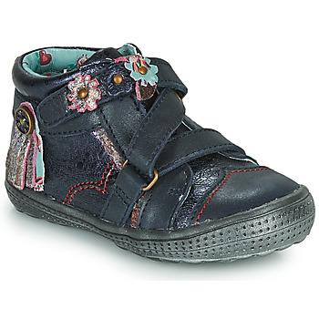 鞋子 女孩 短筒靴 Catimini ROQUETTE 海蓝色