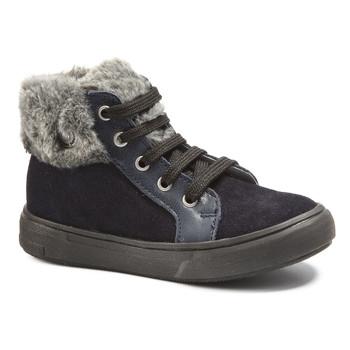 鞋子 女孩 短筒靴 Catimini ROUSSETTE 海蓝色